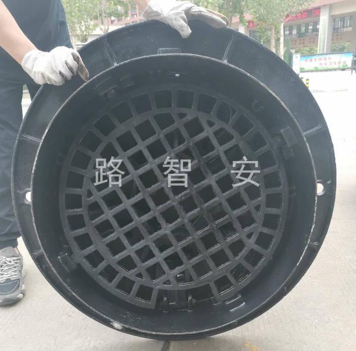防沉降井盖