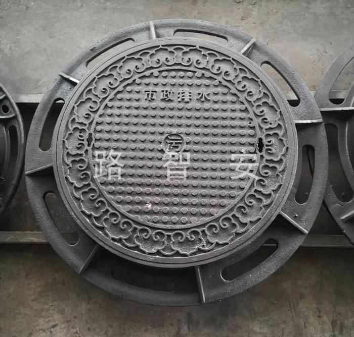 市政排水井盖